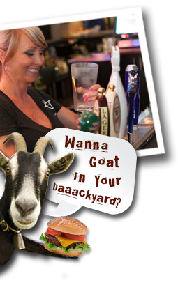 Want a goat in your backyard?